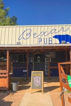 Bexar Pub Is Closing for Repairs