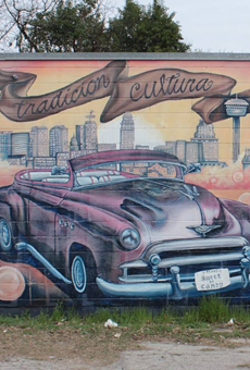 San Anto Cultural Arts Throwing West Side Block Party for 'Sweet As Candy' Mural Restoration