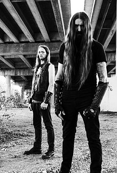New Orleans' Goatwhore is headlining the 8th Metal Alliance Tour.