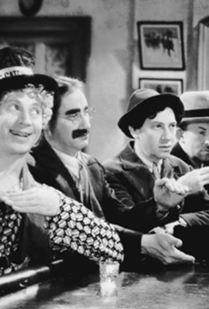Alamo Drafthouse Screening Marx Brothers Classic Horse Feathers for One Night Only