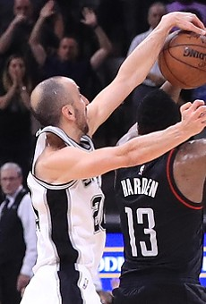 Now That Manu Ginobili is Retiring, Let's Remember the Good Times