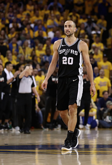 Mayor Ron Nirenberg Announces Manu Ginobili Day Following Retirement Announcement