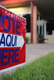 A new poll suggests Latino voters feel ignored by both major political parties.