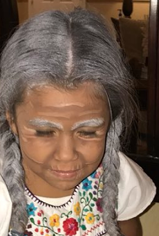 Texas Girl's Mama Coco Costume Is Probably the Most Adorable Thing You'll See All Day