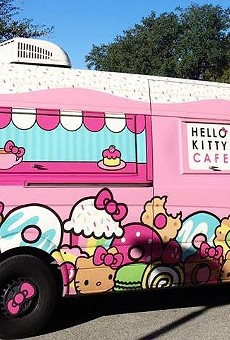 Hello Kitty Cafe Truck Returning to San Antonio Later This Month