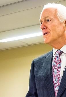 John Cornyn, R-Texas, is a member of the Senate Judiciary Committee.