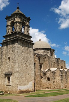 San Antonio Missions National Historical Park is just one South Texas landmark that's benefitted from LWCF spending.