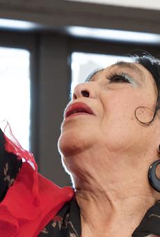 Enduring Diva: The San Antonio Dance Community Celebrates Local Flamenco Legend Teresa Champion