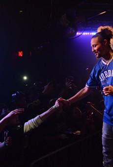 With Super Sonic Rap Verses, Bone Thugs-N-Harmony's Bizzy Bone Shook San Antonio