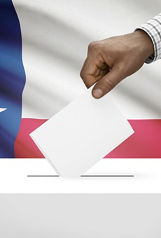 Texas is Among the Most Aggressive States When It Comes to Pitching Voters Off the Rolls