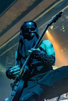 Behemoth-Headlined Bill Delivers Night of Sonically Challenging Extreme Metal