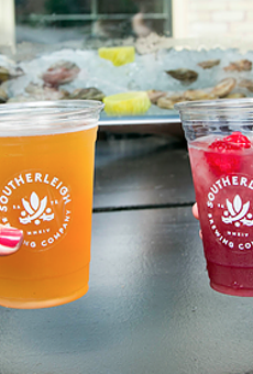 Southerleigh's Oyster Bar Is Finally Doing Happy Hour