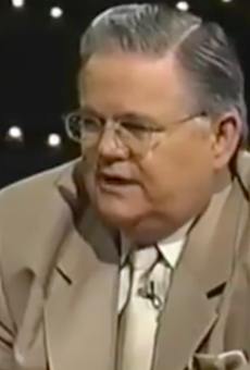 Comedy Site Features San Antonio Pastor Hagee Warning That Harry Potter Paves the Way for the Antichrist