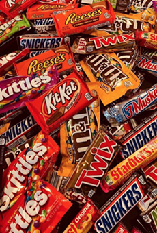 Can You Guess the Most Popular Halloween Candy in Texas?