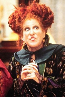 It Put a Spell On You: How Disney Brainwashed Millions of Millennials Into Believing Hocus Pocus is a Halloween Classic
