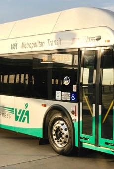VIA Offering Free Bus Fare in San Antonio on Election Day