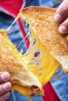 Inaugural Grilled Cheese Fest Hits Downtown San Antonio Tomorrow