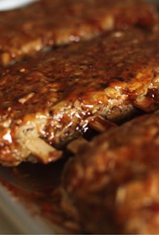 Vegan BBQ Will Raise Funds for Seguin's Society for Animal Rescue and Adoption