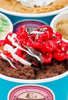 San Antonio Cookie Dough Bar Announces New Holiday Flavors
