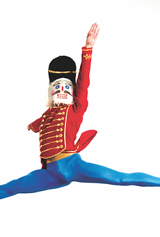 The Nutcracker Comes to Life at the Tobin Center This Weekend