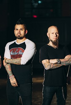 Let the Bodies Hit the Floor: Drowning Pool Returning to San Antonio