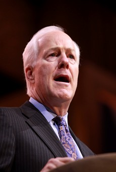Sen. John Cornyn Says Texas Is 'No Longer Reliably Red'