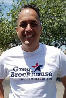 Councilman Greg Brockhouse has been a frequent critic of both Mayor Ron Nirenberg and City Manager Sheryl Sculley.
