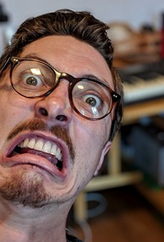 Viral Video Star Marc Rebillet Hitting Up Paper Tiger for Quirky AF Show