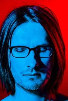 Multi-instrumentalist Steven Wilson Dropping Down at the Aztec Theatre