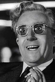 McNay Screening Director Stanley Kubrick's Ever-satirical Dr. Strangelove