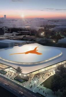 UT-Austin Reaches Deal for New $338 Million Basketball Arena
