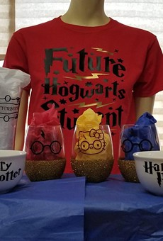 Wonderland of the Americas Hosting Harry Potter-inspired Art Show This Month