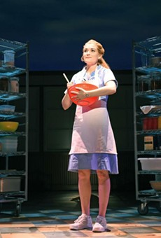 Touring Production of Sara Bareilles' Waitress Has Its Fingers in All the Right Pies