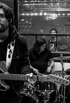San Antonio's D.T. Buffkin, Lonely Horse Join Lowcountry Bill to Support Ace Guitar Player Guts Club