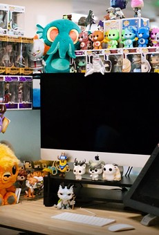 Traders Village Hosting Funko Pop Figure Swap, Chance to Dress Up in Cosplay