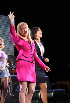 Broadway Version of Guilty Pleasure Legally Blonde Brings Bend and Snap to San Antonio