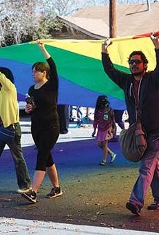 LGBTQ Groups Plan Show of Unity at San Antonio's MLK March