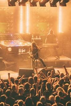 Finnish Metal Stalwarts Children of Bodom Return to San Antonio