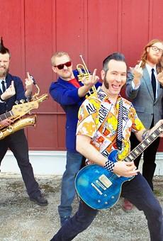'90s Ska Gods Reel Big Fish Return to San Antonio In Support of New Album