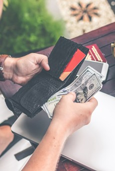 Even those who don't fall under U.S. poverty guidelines can be dangerously close to financial peril, according to a new report by the United Ways of Texas.