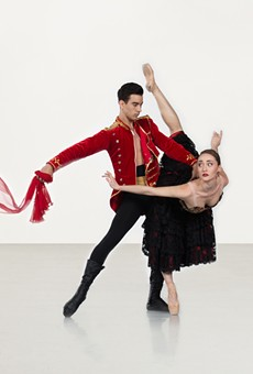 Sometimes Love is Forbidden for a Reason: Ballet San Antonio Stages Operatic Tragedy Carmen