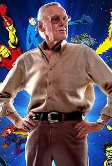 Brick at Blue Star Hosting Art Show Tribute to Marvel Legend Stan Lee