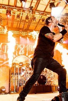 Touring Behind a New Album, Godsmack Returns to San Antonio This Spring (2)