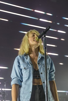 Metric's Emily Haines keeps the band fresh because she's as intoxicated by the music as anyone.