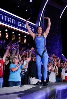 "San Antonio Personal Trainer Jackie ""Jax"" Wood Goes for Gold in Tonight's Season Finale of The Titan Games"