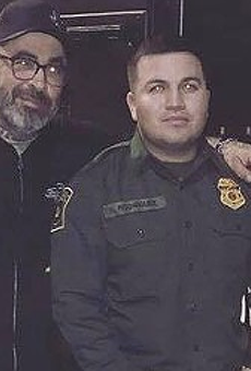 Weeks After Telling a Rio Grande Valley Crowd He Doesn't Speak Spanish Because He's 'American,' Aaron Lewis Gets Booked at Gruene Hall