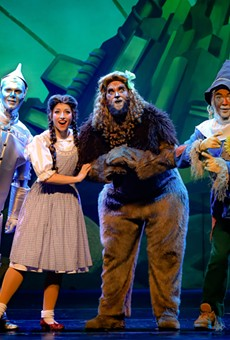 Beloved Classic The Wizard of Oz Blows Into Tobin Center for Special Performance