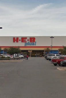 High-speed Chase Ends at Marbach H-E-B, Where Suspect Tried to Pose as Employee