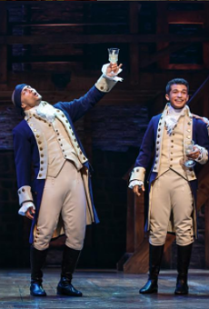 Tickets for Broadway Hit Hamilton at the Majestic Go On Sale Next Week