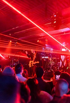 Get Your Dose of Synthy-Heavy Pop When Ghostland Observatory Hits Up Paper Tiger